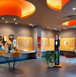 Le magasin, un espace cosy